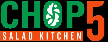CHOP5 Salad Kitchen Logo
